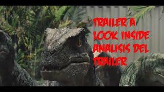 Download Jurassic World - A Look Inside - Trailer (2015) Analisis en Español, con detalles, teorias, Spoilers Video