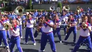 Download Uptown Funk - 45th Anniversary Disneyland Resort All-American College Band Video