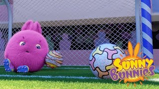 Download Videos For Kids | SUNNY BUNNIES - FOOSBALL CUP | Funny Videos For Kids Video
