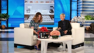 Download Ellen Gives Mandy Moore the 'Perfect' Housewarming Gift Video