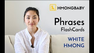 Download Hmong Phrases - White Hmong Version Video