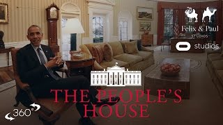 Download The People's House - Inside the White House with Barack and Michelle Obama Video