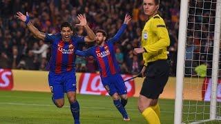 Download Luis Suarez is a Cu*t! Barcelona 6 PSG 1 Video