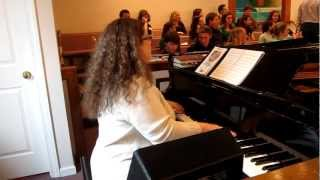 Download GSYGSC: Eloise and Tracey playing ″Just a LIttle Talk with Jesus″ Video