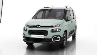 Download New Citroën Berlingo, Design Legacy 3rd generation Video