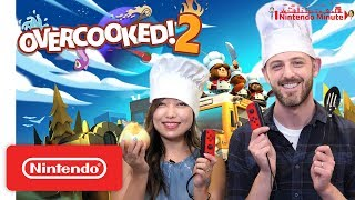 Download Overcooked! 2 Kitchen Duel: 👨‍🍳 vs. 👩‍🍳 - Nintendo Minute Video