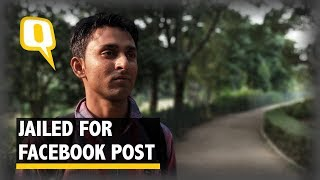 "Download 40 Days' Jail for FB Posts: Zakir Tyagi on ""Dictatorial"" UP Govt 