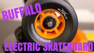 Download Buffalo electric skateboard unboxing Video