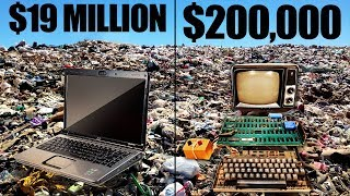 Download The Most Expensive Things Ever Thrown Away Video