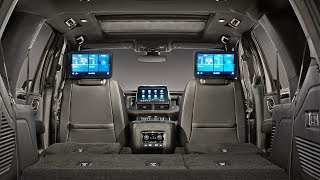 Download 2021 Chevrolet TAHOE - INTERIOR Video