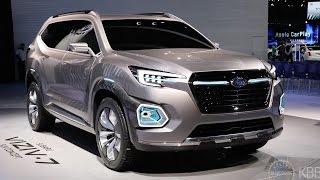 Download Subaru Viziv-7 Concept - 2016 LA Auto Show Video
