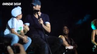 Download ENRIQUE IGLESIAS - DELHI Ring my bells & I like it with lucky Parmeet and Mukul Video