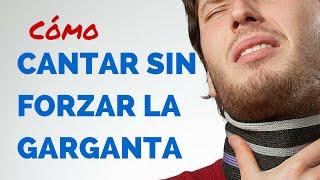 Download Como Cantar Sin Forzar La Garganta Video