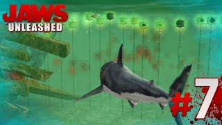 Download Jaws Unleashed - Gameplay Mission 7 (PS2) || HD Video