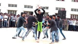 Download qis college 2k17 ece flash mob Video
