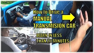 Download PAANO MAG DRIVE NG MANUAL l DRIVING TUTORIAL l HANGING TECHNIQUE l LEARN TO DRIVE Video