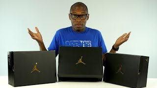 Download UNBOXING: Three of the BEST Air JORDAN Sneakers For... Video