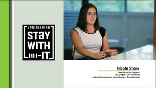 Download Nicole- Manufacturing Engineer at Intel Corporation: Making a Difference with Engineering Video