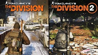 Download The Division 2 vs The Division | Direct Comparison Video
