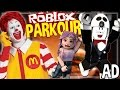Download Escaping Obesity! | Roblox Parkour w/ Vixella Video