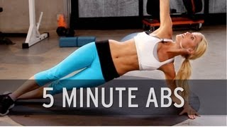 Download How to Lose Belly Fat: 5 Minute Abs Video
