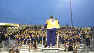 Download Miles College Marching Band - My Dab - 2015 Video