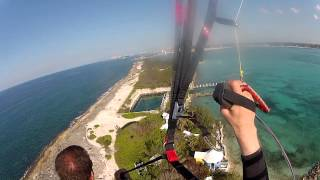Download Paramotor Tandem Flight Instruction!!! Powered Paragliding Master Tandem Course From PPG SUPER Video