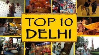 Download Top 10 Things To Do/See || New Delhi Video