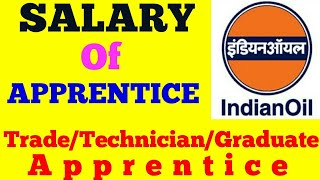 Download Salary of IOCL Apprentice || Salary of Graduate Apprentice || Stipend of Apprentice IN IOCL Video