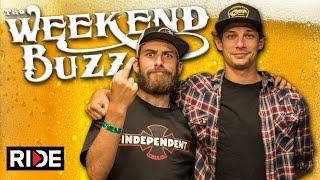 Download Tom Remillard & Auby Taylor: Grosso Crush, Asperger's, Burnside! Weekend Buzz ep. 103 pt. 2 Video