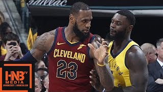 Download Cleveland Cavaliers vs Indiana Pacers Full Game Highlights / Game 3 / 2018 NBA Playoffs Video