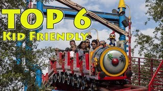 Download Top 6 Kid Friendly Rides at Universal Orlando | Plus Rix Quick Food Review Video