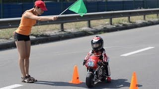 Download Baby Biker: 4-Year-Old Has Insane Motorcycle Skills Video