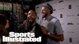 Download Andre Iguodala Calls Out Kyrie Irving For ignoring His Texts | Fashionable 50 | Sports Illustrated Video