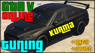 Download GTA V-Karin Kurma (Armored) TUNING cz !!!! Video