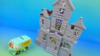Download 2015 SCOOBY-DOO and THE HAUNTED MANSION SET OF 8 BURGER KING KIDS MEAL TOYS VIDEO REVIEW Video