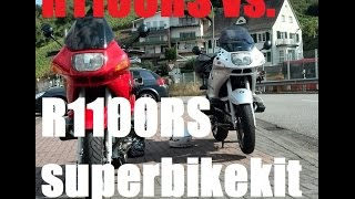 Download BMW R1100RS hunting R1100RS with superbikekit. Video