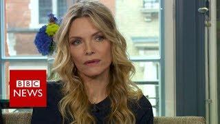 Download Michelle Pfeiffer On Harvey Weinstein - BBC News Video