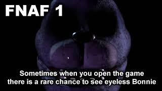 Download FNAF 1 2 3 4 5 6 All Easter Egg Video