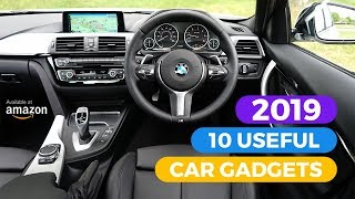 Download 10 Useful Car Accessories You Can Buy On Amazon (2019) Video