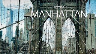 Download 4k iPhone7 plus Short Film   DJI Osmo Mobile - Filmic Pro   Across Manhattan Video
