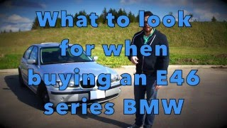 Download How to buy a used e46 BMW Pt:1 Video
