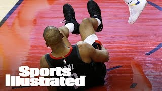 Download Will Chris Paul's Injury Sink Rockets Against Warriors? | SI NOW | Sports Illustrated Video