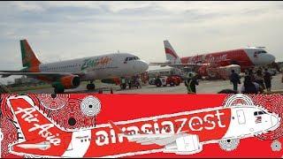 Download Air Asia Philippines PQ 7489 : Manila Terminal 4 - Cebu (CEB) Video