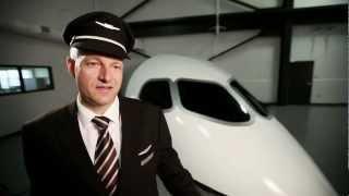 Download Bombardier C Series Flight Deck | SWISS Video