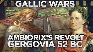 Download Gergovia 52 BC - Caesar's First Defeat DOCUMENTARY Video