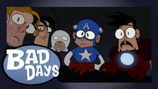 Download The Avengers - Bad Days - Episode 12 Video