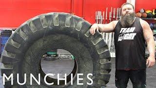 Download The 20,000 Calorie Strongman Diet: FUEL Video