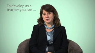 Download Oxford Teachers' Academy: Annamaria Pinter on the importance on professional development Video