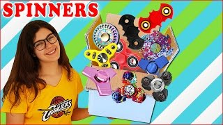 Download Un pacco pieno di FIDGET SPINNERS PAZZESCHI!!! (by Giulia Guerra) Video